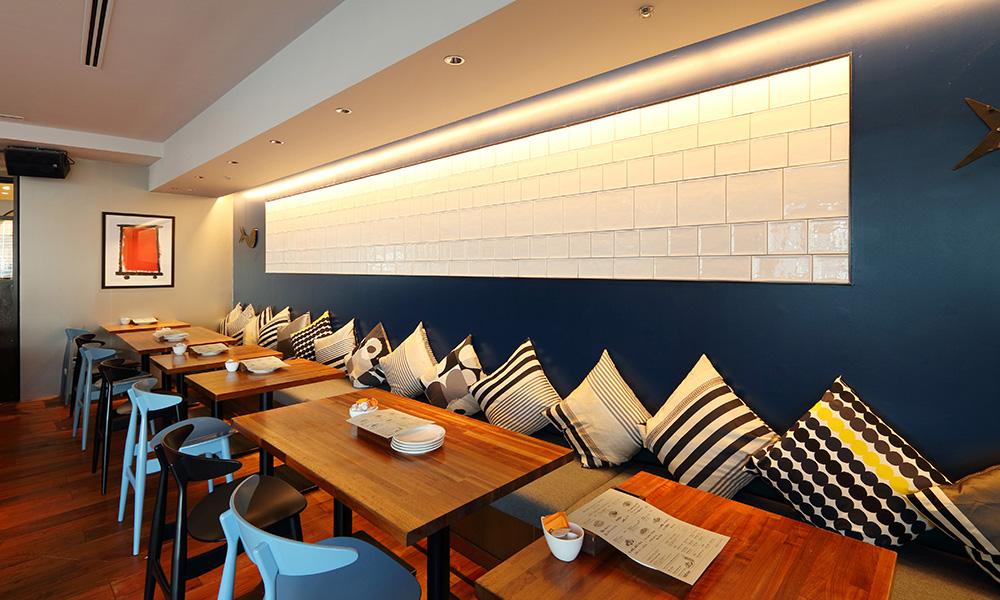 歓送迎会・二次会ならSkew - スキュー 銀座近く、有楽町駅前のマルイにあるレストラン・カフェ-